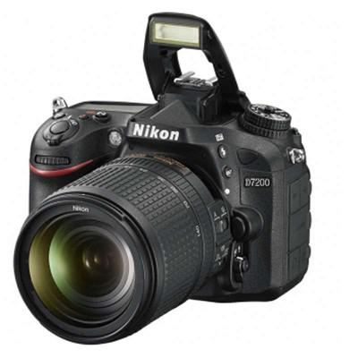 尼康(Nikon)D7200 (AF-S DX VR 18-200mm f/3.5-5.6G ED VR II