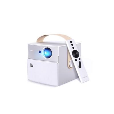 极米XGIMI CC智能无线高清家用投影机便携式影院投影 3D无屏智能影院
