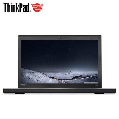 【官方授权 顺丰包邮】【顺丰包邮】ThinkPad X27012.5英寸商务本 酷睿i5-7200U 8GB 500GB   预装Windows 10