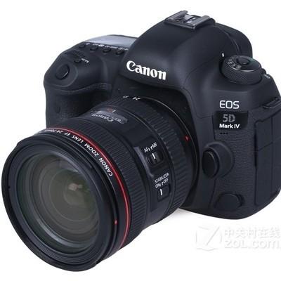 佳能5D4 相机单反 佳能(Canon) 5D Mark IV(24-105mm II ) 套机
