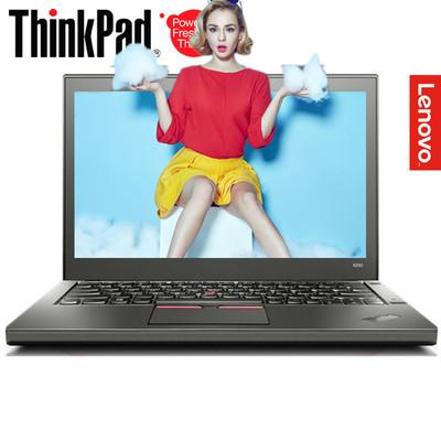 【 顺丰包邮】ThinkPad X250(20CLA1KXCD)轻薄便携商务本 酷睿I5-4300U 4G内存 500G硬盘 核显 12.5英寸