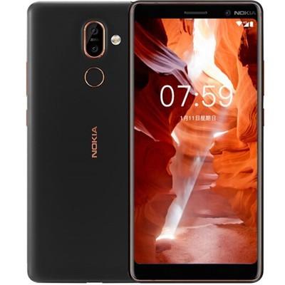 【顺丰包邮】诺基亚 7 Plus (Nokia 7 Plus) 6G+64GB 全网通 双卡双待