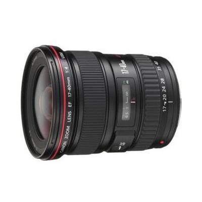 佳能 EF 17-40mm f/4L USM  EF 17-40mm f/4L USM 广角变焦镜头