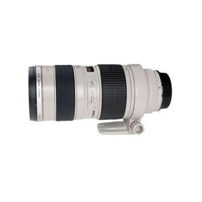 佳能 EF 70-200mm f/2.8L USM(小白)   远摄变焦镜头
