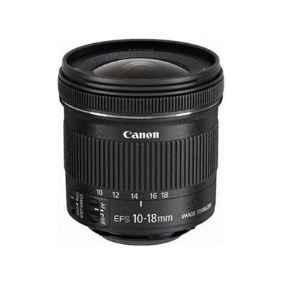 佳能(canon)EF-S 10-18mm f/4.5-5.6 IS STM广角变焦镜头