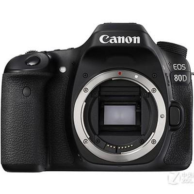 佳能80D (Canon)相机单反 (单机)