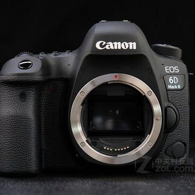 佳能6D2 相机单反 佳能(Canon) 6D Mark II(单机)