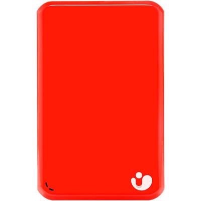 艾比格特 (iBIG Stor)旗舰版 2.5英寸 1TB 无线移动硬盘(烈焰红)
