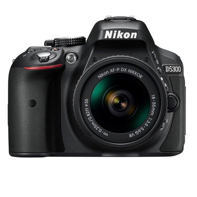 尼康(Nikon D5300 (AF-P DX 18-55mm f/3.5-5.6G VR II 尼克尔镜头