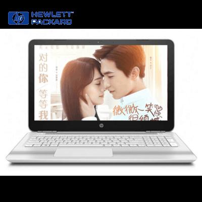 惠普(HP) Pavilion15畅游人15.6英寸轻薄游戏办公笔记本电脑15- au157TX i5 4G 500G 2G背光白 版本GTX940MX-2G独显 7代处理器