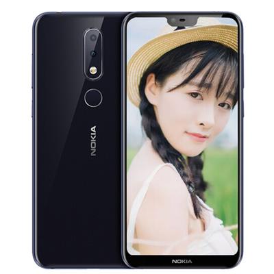 【现货速发】 诺基亚 NOKIA X6 6G+64G 双卡双待 移动联通电信4G手机