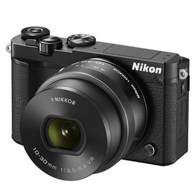 Nikon 尼康 1 J5微单相机   Nikon 1 J5套机(10-30mm)