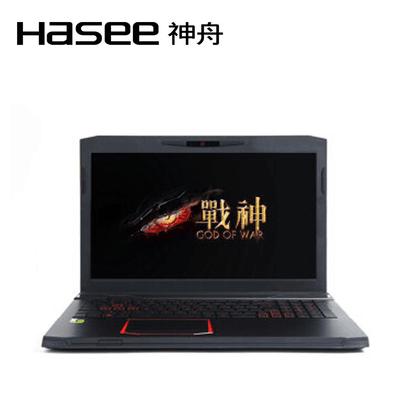 【顺丰包邮】神舟 战神K660D-i7D4 15.6英寸游戏本