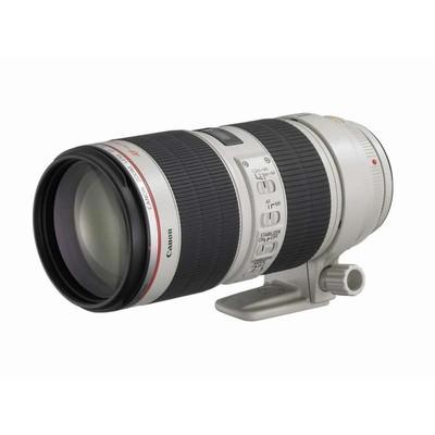 佳能(Canon) EF 70-200mm f/2.8L IS II USM 长焦远摄镜头 小白兔