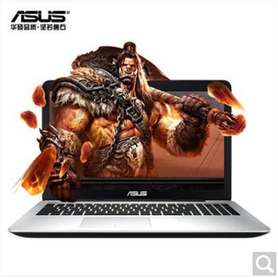 【ASUS授权专卖】华硕 FL5900UQ7500(i7-7500.4GB/1TB/2G独显940MX)