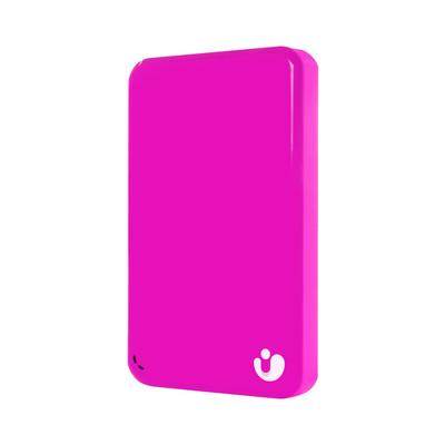 艾比格特 (iBIG Stor)旗舰版 2.5英寸 2TB 无线移动硬盘(星空紫)XPPUWH2000101