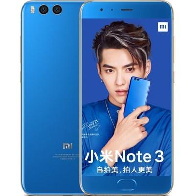 【顺丰包邮】小米Note3 全网通 4G/6GB运行 移动联通电信4G手机