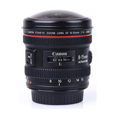 佳能 EF 8-15mm f/4L  佳能(Canon) EF 8-15mm f/4L USM 鱼眼镜头