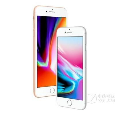 苹果 iPhone 8  美在智慧!