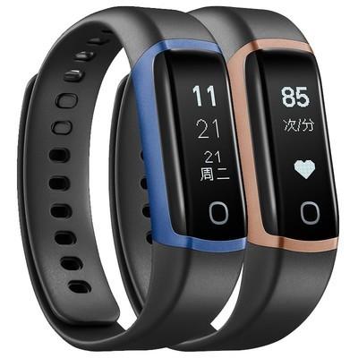 乐心智能手环ziva 测心率手表蓝牙计步器安卓苹果ios防水运动手环