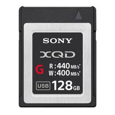 索尼(SONY) QD-G128E 128G XQD卡 读取速度440M/S 写入速度400M/S