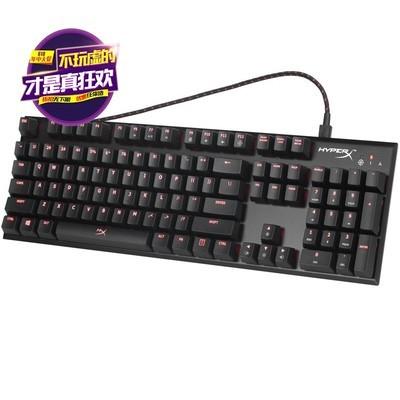金士顿 HyperX Alloy FPS 阿洛伊精英版游戏机械键盘