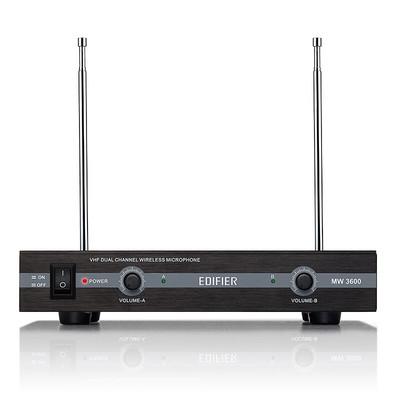 漫步者(EDIFIER)MW3600电脑无线话筒 麦克风会议家用KTV无线话筒