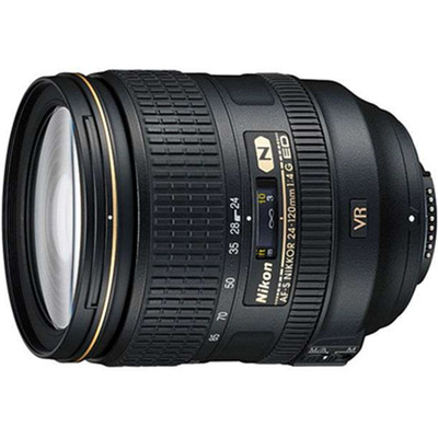 尼康(Nikon) AF-S 24-120mm f/4G ED VR 防抖镜头
