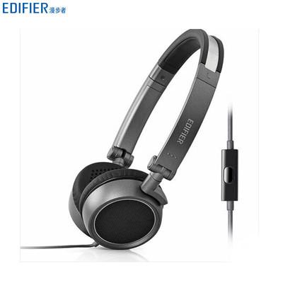 漫步者(EDIFIER) H690P 出街便携头戴式HIFI音质手机耳机 可通话