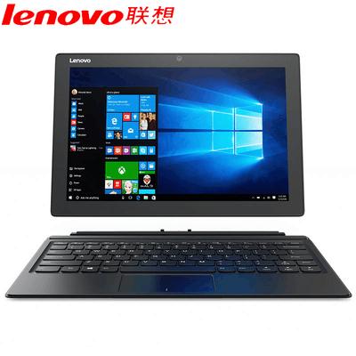 【顺丰包邮】联想 Miix 5 Pro(旗舰版) 二合一平板电脑 12英寸(i7-7500 8G内存/512G/Win10 背光键盘/触控笔/Office)金色
