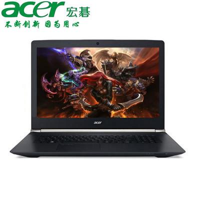 【官方授权 顺丰包邮】Acer VN7-592G-76XN 15.6英寸游戏影音本 酷睿i7 6700HQ 8G 1TB GTX 960M  2显存 1920x1080 高清屏 Win10