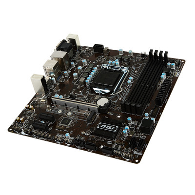 微星 B250M PRO-VDH 电脑台式机主板 DDR4 1151 支持I5-7500