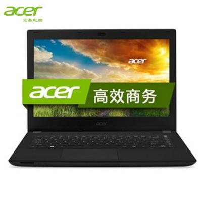 【顺丰包邮 官方授权】Acer TMP248-MG-50ER 14英寸睿智商务本 酷睿i5-6200U 4GB 1TB GT940-2G 1920X1080高清屏 预装Windows 10