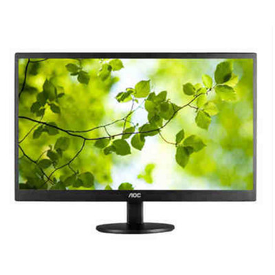 AOC E2270SWN5 21.5英寸宽屏LED背光液晶显示器(黑色)