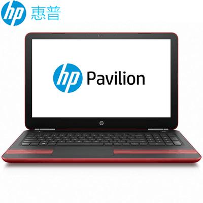 【顺丰包邮】惠普 Pavilion 15-AU158TX(Z1D09PA)15.6英寸笔记本(i5-7200U 4G DDR4 500G NV940MX 2G独显 IPS Win10 )红色