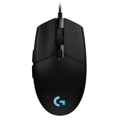 罗技(Logitech)G102 游戏鼠标 RGB鼠标周边环绕式RGB氛围灯吃鸡鼠标