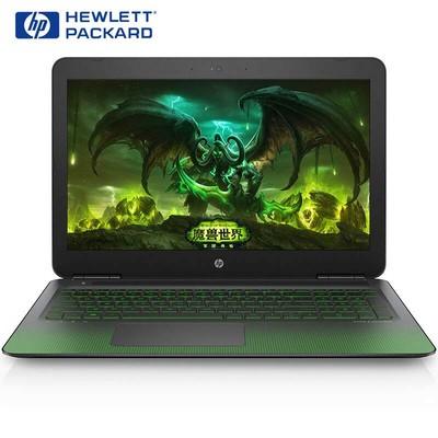 【顺丰包邮】惠普 WASD 15-AX032TX(X9J91PA)暗影精灵II代精灵绿 15.6英寸游戏绘图笔记本i7-6700HQ 8G 128SSD+1T GTX965M-4G