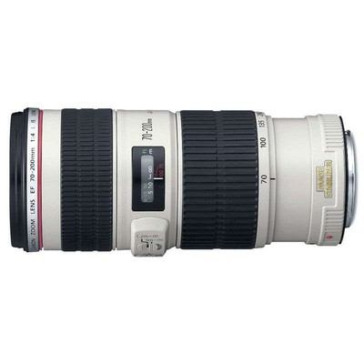 Canon 佳能 EF 70-200mm f/4L IS USM(爱死小小白,防抖)长焦镜头