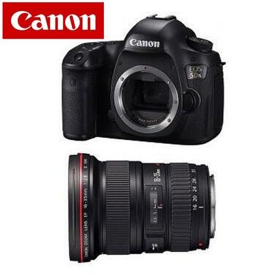 【canon授权专卖 】佳能 5Ds套机(16-35mm II USM) 约5060万像素