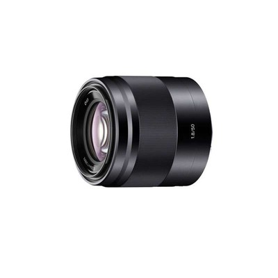 索尼(SONY)E 50mm F1.8 OSS (SEL50F18) 微单相机镜头