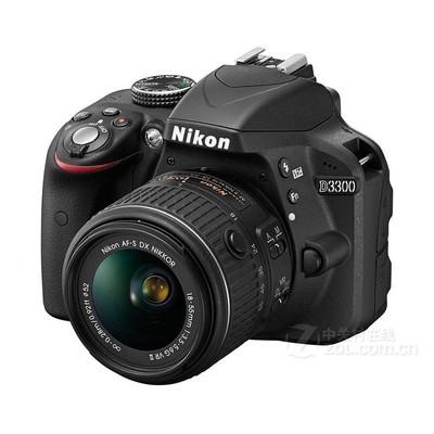 尼康D3300 单反套机AF-P DX 尼克尔 18-55mm f/3.5-5.6G VR介意者慎拍