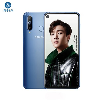 三星 Galaxy A8s 6GB+128GB 极光黑(SM-G8870) 全网通4G 双卡双待