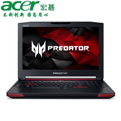 【官方授权 顺丰包邮】Acer G9-791-78E2 17.3英寸游戏本 酷睿i7-6700HQ 16G 512G高速固态硬盘+1TB GTX980M-4G  背光键盘 IPS屏