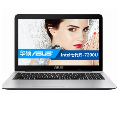 【限时特惠 顺丰包邮】华硕(ASUS)顽石K556UQ7200 15.6英寸i5学生手提游戏笔记本电脑 4G内存+1TB硬盘