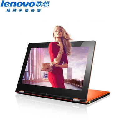 【官方授权 顺丰包邮】联想 Yoga 700-11-6Y30(日光橙)11.6英寸时尚轻薄本 酷睿M3-6Y30 4GB 128GB高速固态 1920x1080 预装Win10