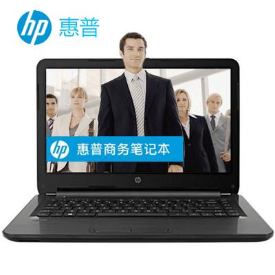 【顺丰包邮】惠普 340 G4(Z4P58PA)14英寸笔记本电脑 惠普(HP) 商务精英系列 (i3-7100U 4G 500G 2G独显 指纹 蓝牙 win7 ) 黑色