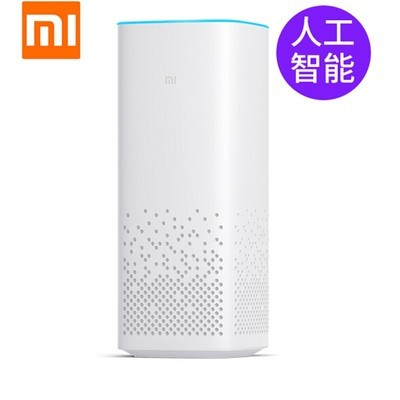 小米(MI)AI音箱蓝牙wifi小爱同学人工语音智能网络音响低音炮