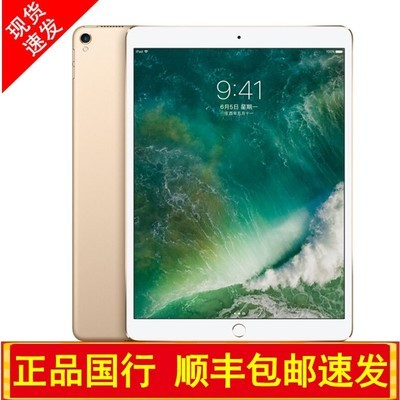 【Apple授权专卖 】苹果 10.5英寸iPad Pro(512GB/WLAN+Cellular)