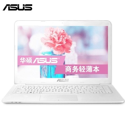 【炫彩时尚】华硕 A480UR7100(4GB/500GB/2G独显)14英寸笔记本电脑