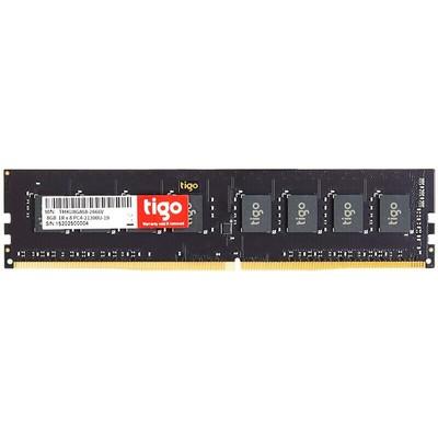 金泰克(Tigo) 内存条 DDR4 4G/8G/16GB 2133 2400 2666台式机内存 8G DDR4 2666MHz高频